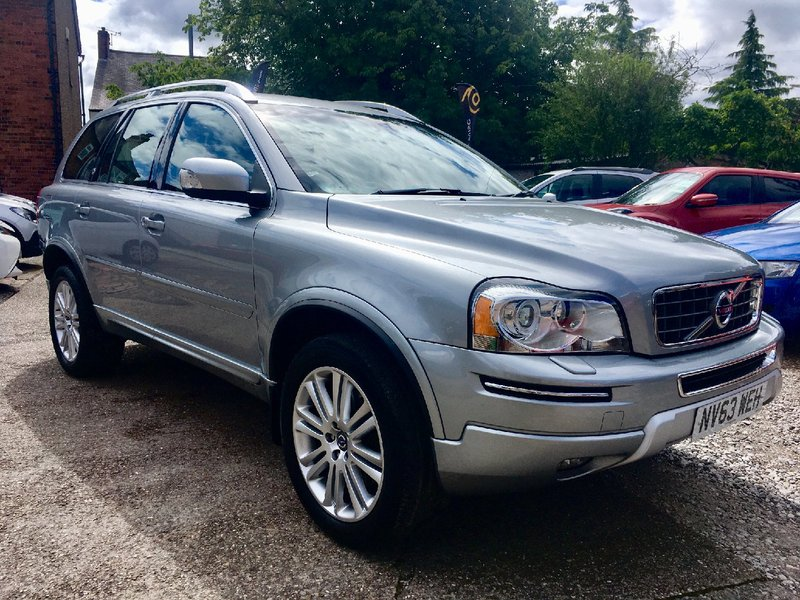 VOLVO XC90 D5 200 Geartronic Auto Executive